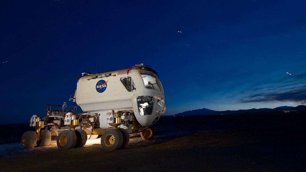 Projekt konstrukcji, aktualnie testowany przez NASA.