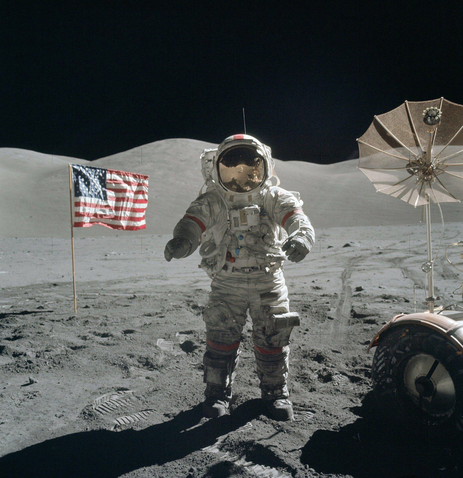 Apollo 11: Dziesięc rzeczy na temat lądowania na Księżycu, o których mogłeś nie wiedzieć.