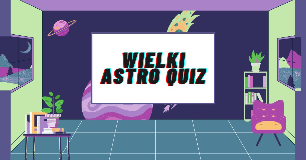 Wielki Astro Quiz Anuki