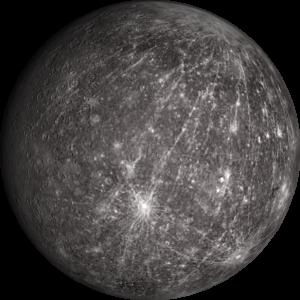 planeta Merkury
